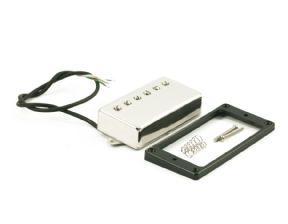 Kent Armstrong Grinder Super High Output Nickel Cover Pickup